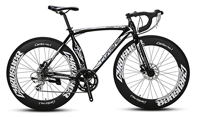 f7d0e2b8df8 VTSP Upgrade XC700 Commuter Road Bike Road Bicycle For Man 56CM 700C 16  Speeds Mechanical Disc